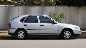 toyota hatchback file 1996 1999 toyota corolla ae101r csi seca 5 door hatchback