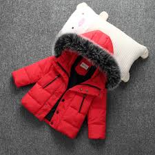 online cheap big boys coats with fur hood aliexpress