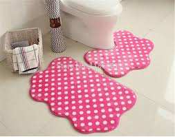 Pink Bathroom Rugs And Mats Pink Bath Rugs Roselawnlutheran
