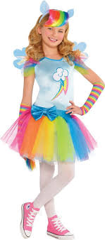my pony costume rainbow dash costume my pony party city party