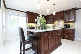 kitchen island with refrigerator spacious open kitchen with island modern refrigerator callumskitchen