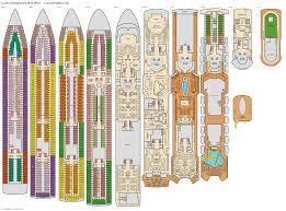 carnival imagination sun deck plan tour