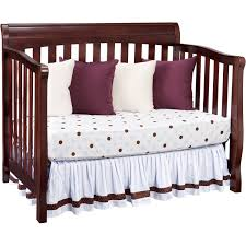Europa Baby Palisades Lifetime Convertible Crib by Cherry Wood Crib Impressions Standard Crib Best 25 Dark Wood