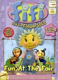 fifi u0026 flowertots fun fair dvd fifi