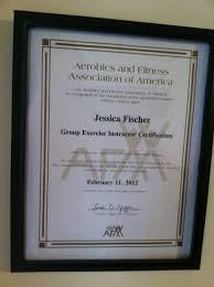 afaa group exercise certification experience fitness