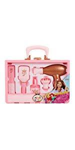 Vanity Playset Amazon Com Disney Princess Style Collection Travel Vanity Playset