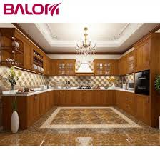 solid wood kitchen cabinets from china china luxurious and classical solid wood kitchen