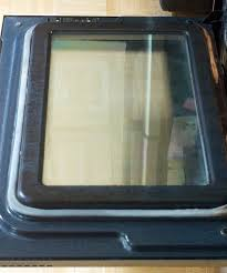 clean oven glass door the best way to clean your greasy oven door kitchn