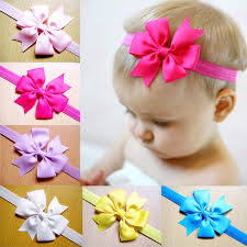baby girl bows aliexpress buy hair accessories babygirl bows headband
