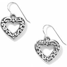 iconic earrings heart jewelry brighton collectibles