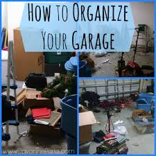 two hours to an organized garage reader u0027s success story