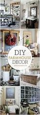 Home Decorating Ideas Diy 100 Diy Farmhouse Home Decor Ideas