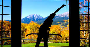 Home Clean by P4 Window Cleaning Summit County Breckenridge Silverthorne