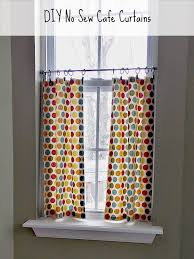 diy kitchen curtains how to make kitchen curtains curtains ideas