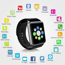amazon com frelop bluetooth smart watch with sim card slot