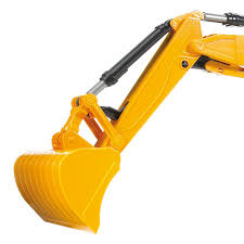 excavator halloween costume bruder toys caterpillar small excavator with working arm and