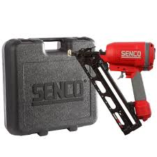 Coil Nails Home Depot by Senco Finishpro42xp 2 1 2 In Angled Finish Nailer Fip42xp The