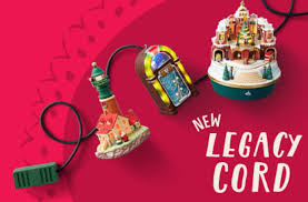 legacy cord 2014 hallmark trek ornaments