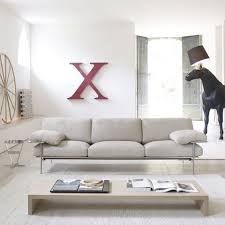 Large Modular Sofas Coffee Table Flexform Groundpiece B U0026b Italia Modular Sofa B U0026b