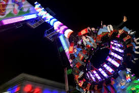 how scary are the big rides at swansea s waterfront winterland