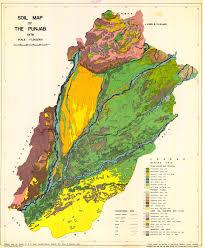 Soil Maps Soil Map Of The Punjab Esdac European Commission