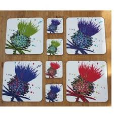 table mats and coasters welcome to alba artshop