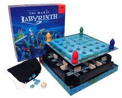 amazon com the magic labyrinth board game toys u0026 games