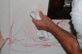 Clean Wall Stains by How To Remove Permanent Marker From A Painted Wall Dengarden