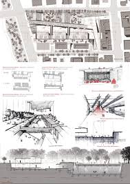 Hand Rendered Floor Plan Architecture Presentation Board Tips First In Architecture