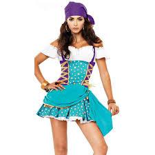 Gypsy Halloween Costume Gypsy Halloween Costume N4737