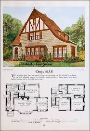 Cottages And Bungalows House Plans by 360 Best Vintage House Plans Images On Pinterest Vintage Houses
