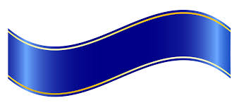 blue and gold ribbon blue banner png clipart gallery yopriceville high quality