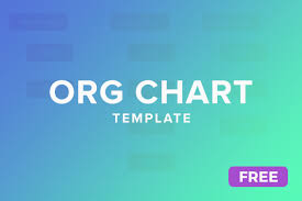 org chart powerpoint template free presentation ppt theme