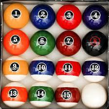 pool u0026 billiards balls amazon com cue balls billiards balls