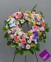 houston flowers heart spray funeral flowers houston tx
