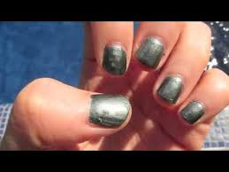essie magnetic polish review youtube
