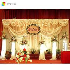 Stage Decoration For Christmas Party by Backdrop Curtain Shenzhen Ida Decor Supplies Co Ltd