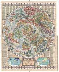 World Time Map The Map Of Literary Genres Every Book Nerd Needs Huffpost