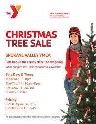 christmas tree on sale christmas tree sale times 8 5 11 y