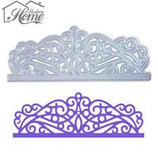 aliexpress com buy lace design metal cutting dies stencils paper