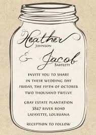 jar invitations jar wedding invitations marialonghi