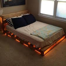 pallet beds and bed frames ideas