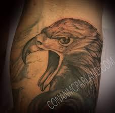 eagle tattoo charlotte nc charlotte nc tattoo artist conan mcparland