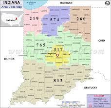 area code for alabama usa indiana area codes map of indiana area codes