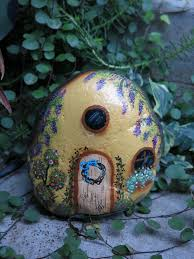187 best gnome houses painted rocks images on pinterest painted