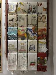 kitchen towel craft ideas i think this is the tea towel display i ve been searching for they