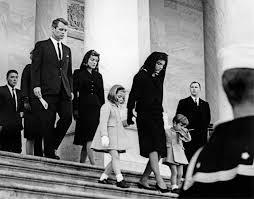 john f kennedy children ar8255 2b first lady jacqueline kennedy and children depart u s