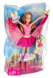 amazon barbie fairy secret fashion fairy friend blonde doll