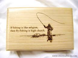 personalized wooden boxes favorite wooden fly boxes river traditions