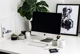 Office Work Desks How To Make You Work Space Look Out Of Pinterest